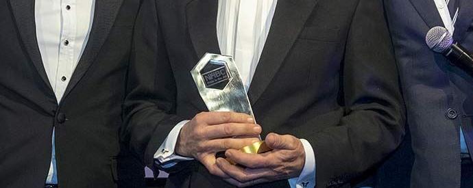 NHBC award for Derek Ratcliffe