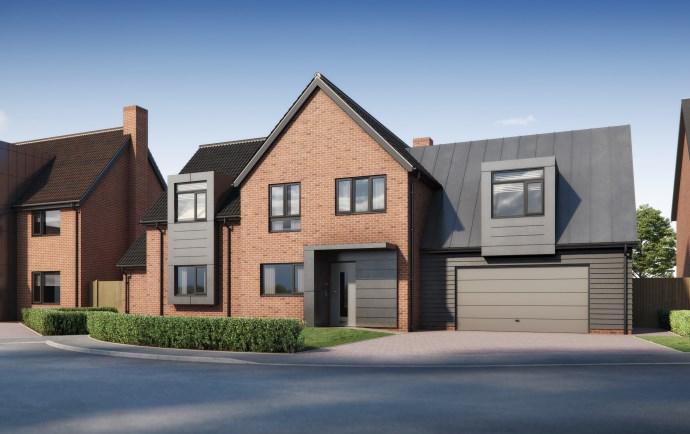 The Mirabelle, Ufford, Woodbridge IP13 6EL