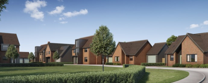 First plots released at Goldsmiths, Ufford