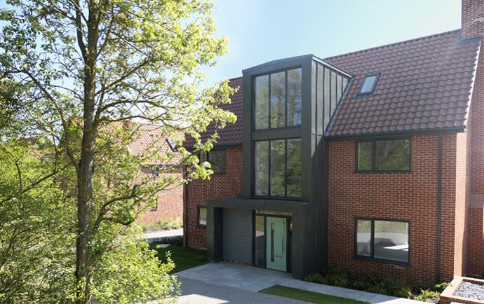 The Mulberry, Ufford, Woodbridge IP13 6EL