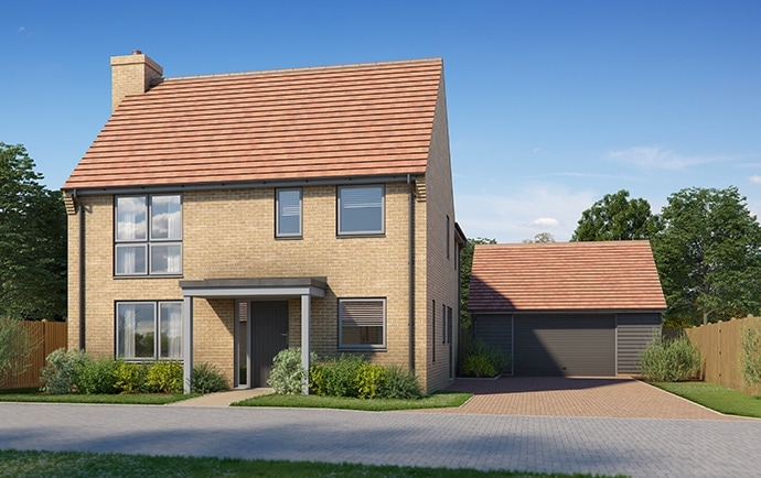 The Beech, Woolpit IP30 9RG